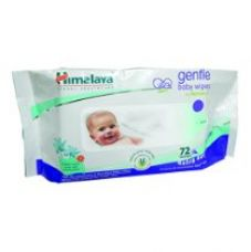 Himalaya Herbals Gentle Baby Wipes (72 Sheets) for Rs. 140