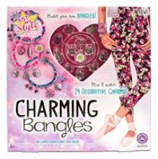 Buy Just My Style Charming Bangles Art and Craft,  Multi Color from Amazon