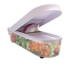 Buy Ganesh Vegetable & Fruit Chopper Cutter With Chop Blade & Cleaning Tool from Amazon