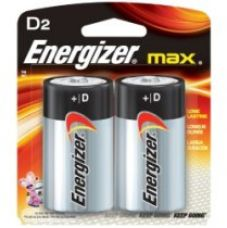 Buy Energizer E95BP2 Max Alkaline Battery from Amazon