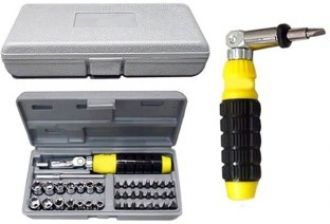 Buy Snapshopee Socket Set  (Pack of 41) for Rs. 249