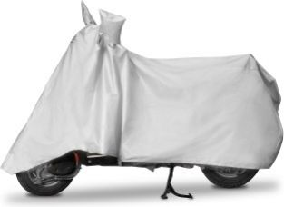 Enew Two Wheeler Cover for Universal For Bike  (Silver) for Rs. 278
