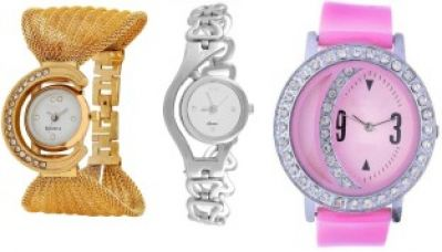 Get 80% off on TRUE COLORS BEST PARISH FASHION Analog Watch  - For Girls