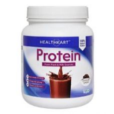Buy HealthKart 50% Protein with Whey & Casein, 1kg, Chocolate from Amazon