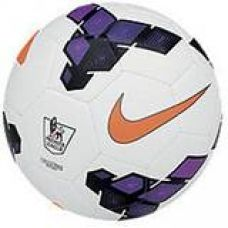 Buy Nike Strike Football, Size 5 (White/Purple) from Amazon