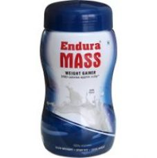 Endura Mass Weight Gainer - 500 g (Vanilla) for Rs. 565