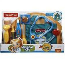Buy Fisher Price Medical Kit, Multi Color from Amazon