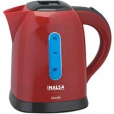 Buy Inalsa Glamor PCE 1.5-Litre Cordless Electric Kettle (Red/Black) for Rs. 1,000