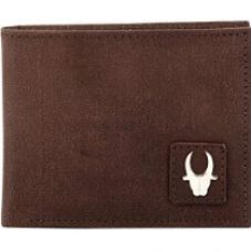 Buy WildHorn WH615 Brown mens wallet from Amazon