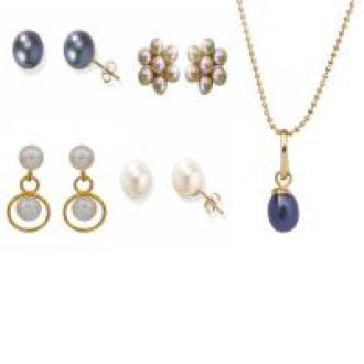 Nisa Pearls Earring Combo (Design 8) for Rs. 299