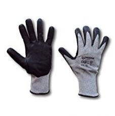Buy Midas Seamless 13 gauge Grey shell with PU Palm Coated Cut5 XL Cut Resistant Glove from Amazon