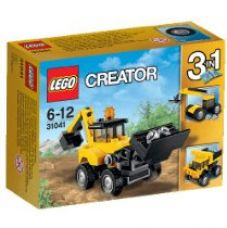 Buy Lego Construction Vehicles, Multi Color from Amazon