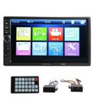 Buy Speedwav MP5- 7002 Double Touchscreen HD 17.78 cm Car Stereo for Rs. 4,796