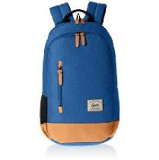 Buy Gear Classic 24 Ltrs Brown and Blue Casual Backpack (BKPCAMPS81002) from Amazon