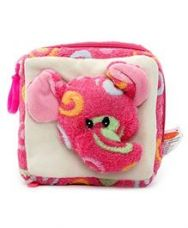 Get 10% off on Play N Pets CD Case with Plush Toy Pink - Elephant