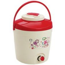 Buy Cello Atlas Water Jug, 15 Litres, Red from Amazon