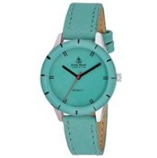 Buy Ferry Rozer Green Dial Round Shape Analog Watch for Women from Amazon