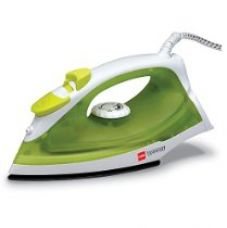 Buy Cello Sty Steamy 100A 1250-Watt Steam Iron (Green and White) from Amazon