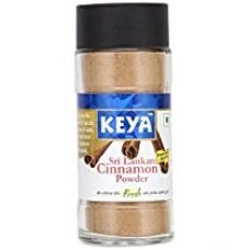 Buy Keya Cinnamon Powder, 50g from Amazon