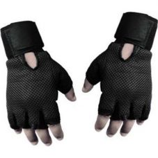 Pickadda Gyming Gym/Fitness Gloves (Free Size, Black) for Rs. 83