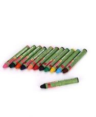 Buy Camel Wax Crayons - 12 Shades for Rs. 9