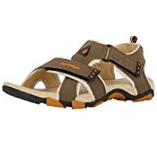 Buy Lotto Men's Olive and Yellow Sandals and Floaters - 7 UK/India (41 EU) from Amazon