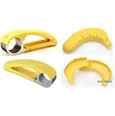 Buy HPK-INDIA BANANA KIT - SLICER CUTTER AND BANANA-GUARD CONTAINER from Amazon
