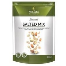 Rostaa Salted Mix, Premium Mix with Hint of Salt, 340g for Rs. 550