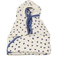 Tinycare Hoslery Hooded Wrapper for Rs. 400