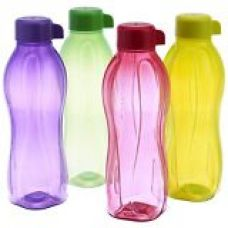 Tupperware Aquasafe Water Bottle 500 ML 2 Pcs for Rs. 297