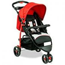 Buy Fisher Price - ROVER Stroller Cum Pram - Red from Amazon