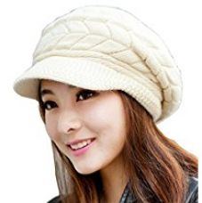 Buy Zacharias Winter Warm Knit Hat Wool Snow Ski Caps from Amazon