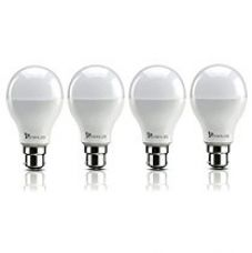 Buy Syska 15 Watts Unbreakable LED Bulb (Pack of 4, Cool Day Light) Made in India from Amazon