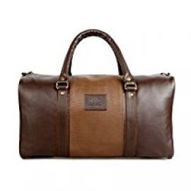 Flat 67% off on The Clownfish Ambiance Series Unisex 18 inch/20 Litres Duffle Travel Bag