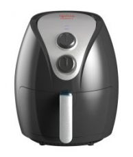 Flat 43% off on Lifelong HealthyFry 2.6 Ltr Air Fryer - (Black and Silver)