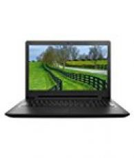 Lenovo Ideapad 110 80TJ00BDIH 15.6-inch Laptop (AMD APU A6/4GB/1TB/DOS/Integrated Graphics), Black for Rs. 21,559