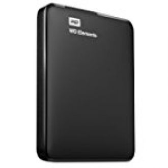 WD Elements 2TB USB 3.0 Portable External Hard Drive (Black) for Rs. 6,299