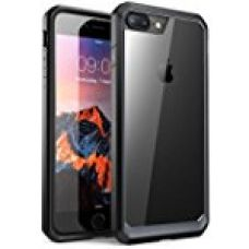 Buy iPhone 7 Plus Cover, REALIKE™ {Imported} Premium Style Shockproof Back Case For iPhone 7 Plus (Glacier Series - Black) from Amazon
