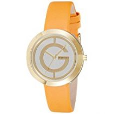 Buy Giordano Analog Gold Dial Women's Watch - A2042-03 from Amazon