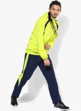 Buy Puma Active Best Lemon Tracksuit for Rs. 2925