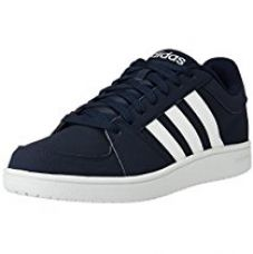 Buy adidas neo Men's VS Hoops Leather Sneakers from Amazon