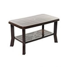 Cello Oasis Four Seater Centre Table (Ice Brown) for Rs. 909