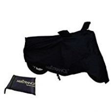 Buy Mototrance Black Bike Body Cover For Royal Enfield Classic 350 from Amazon