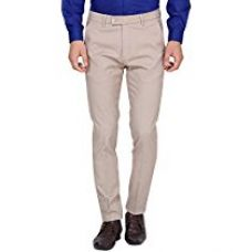 Buy Black Coffee Men's Casual Trousers from Amazon