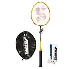 Silver's SB-119 Badminton Combo (Yellow/Black) for Rs. 358