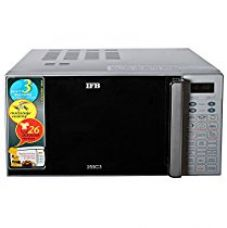 Buy IFB 25 L Convection Microwave Oven (25SC3, Metallic Silver) from Amazon