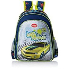 Buy Majorette 45 litres Dark Blue Children's Backpack (St-Mdm-2008-18) from Amazon
