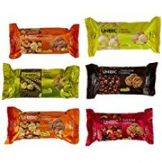 Buy Unibic Assorted Cookies, 450g (Pack of 6) from Amazon