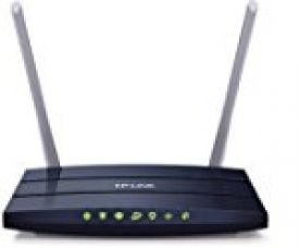 Buy TP-Link Archer C50 Wireless Dual Band Router (Black) from Amazon