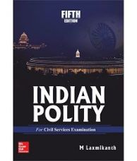 Buy Indian Polity Paperback English for Rs. 486